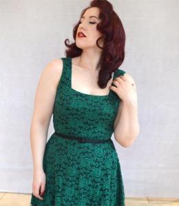 Voodoo Vixen Joanne Dress