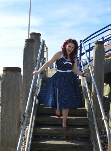 Pinup Girl Clothing Molly Dress