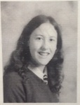 My yearbook photo at 16. Sigh.