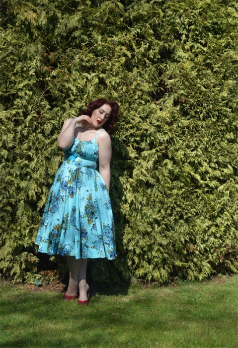 Pinup Girl Clothing Ella Dress