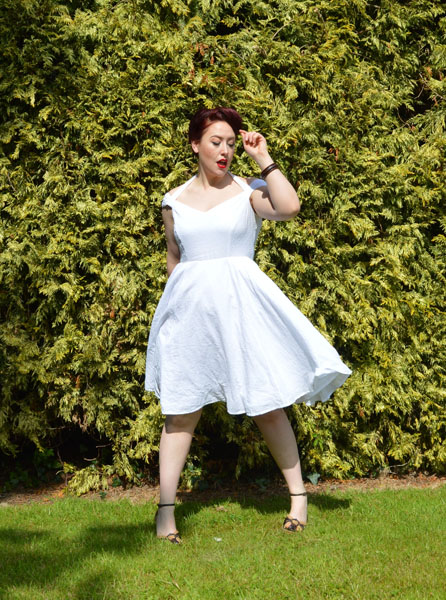 Unique Vintage Eveline Hell Bunny Dress