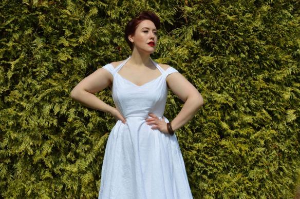 Unique Vintage Eveline Hell Bunny Dress