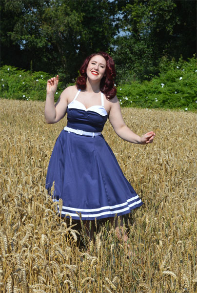 Collectif Ginger dress