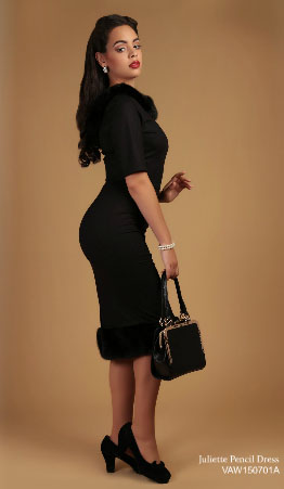 Juliette wiggle dress