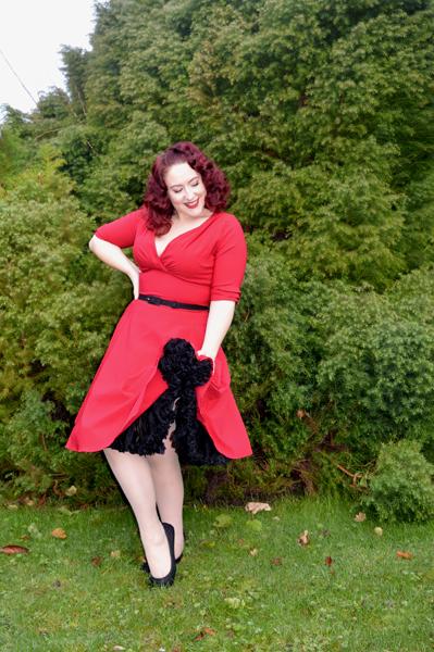 Unique Vintage Delores Dress