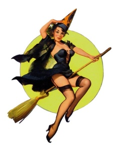 witchpinup