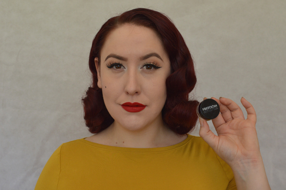 Freedom Makeup Eyebrow Pomade Auburn Review