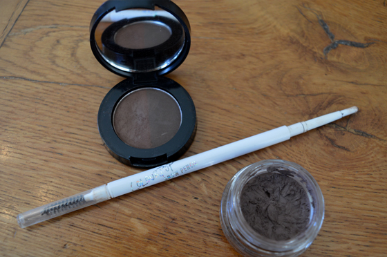Miss Amy May's top 3 bargain brow products