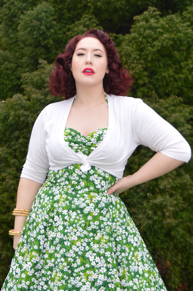 Heart of Haute Meadow Daisy Sweetie Dress