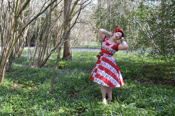Love UR Look Mexicana dress