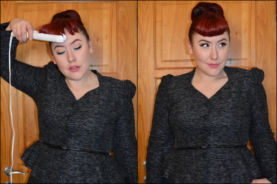 Classy Rebel Deluxe Clip In Bettie Bangs Unprocessed custom dyed