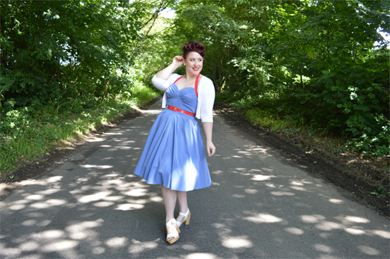 Miss Candyfloss Nora Lee dress