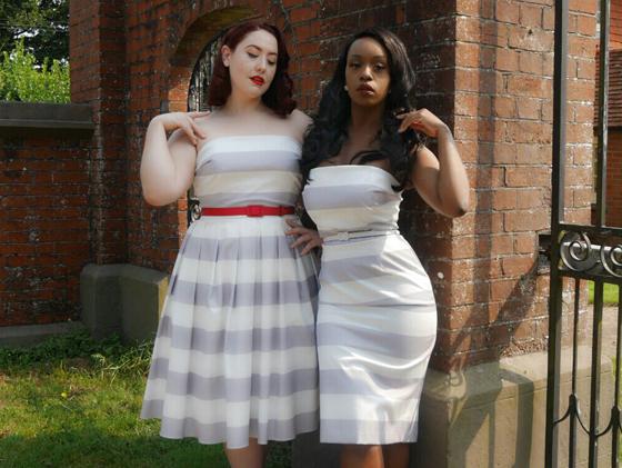 The Pretty Dress Company Saint Tropez Pencil Prom Dress