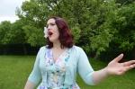 No, really, I began to sing along to Hamilton