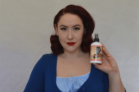 Suavecita Grooming Spray from Deadly is the Female