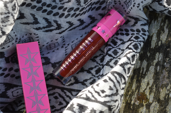Jeffree Star Unicorn Blood Velour Lipstick Review
