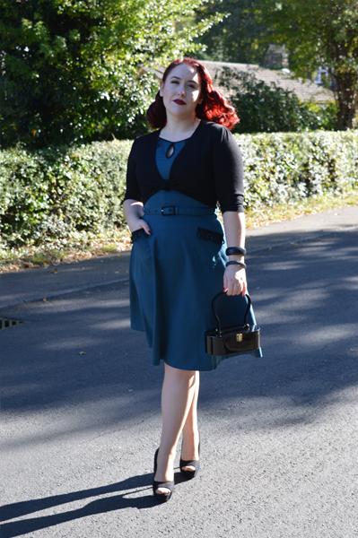 Evie dress by Voodoo Vixen