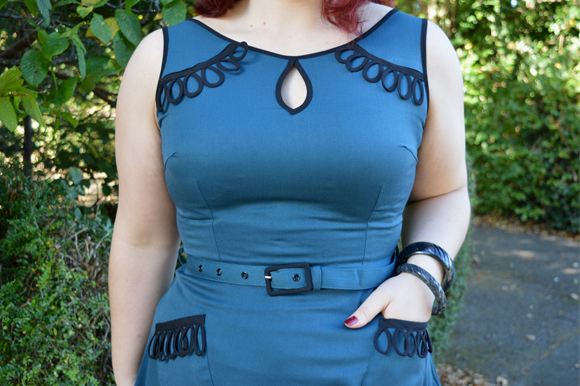 Evie Dress Voodoo Vixen
