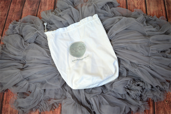 Doris Designs Petticoats Grey 26 inch petticoat