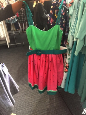 Watermelon Jade dress (also coming in Jasmine skirt)