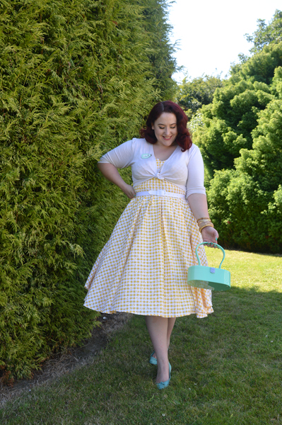 Miss Candyfloss Margita-sun dress