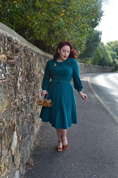 Zoe Vine Isla dress