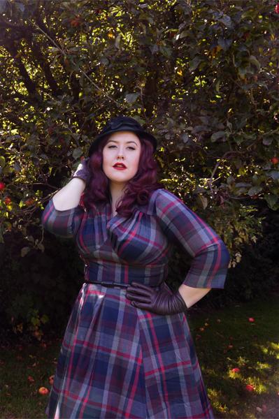 Miss Candyfloss Valeria-Bo Dress