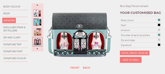 Win a Vendula London D.A.Y Design Your Accessory Yourself Bag in Miss Amy May's Valentine's Contest