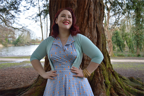 Gumdrops Peggy dress by Karina Dresses the original easy dress Miss Amy May