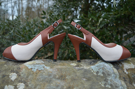 Collectif Luiza heels Lulu Hun Miss Amy May