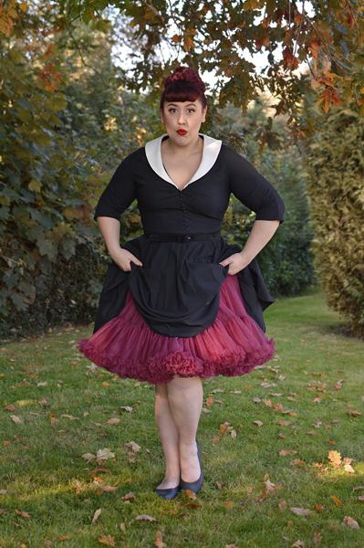 Malco Modes Jennifer petticoat giveaway Miss Amy May