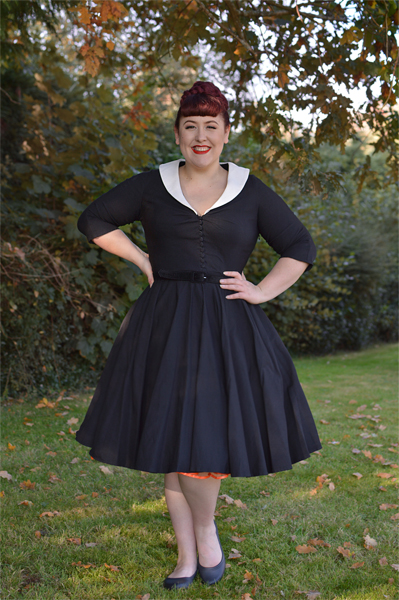 Malco Modes Megan crinoline petticoat giveaway Miss Amy May