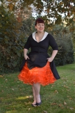 Malco Modes Megan crinoline petticoat giveaway Miss Amy May