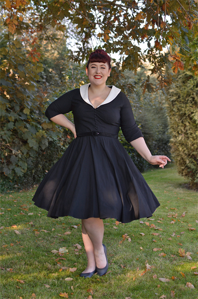 Malco Modes Michelle petticoat giveaway Miss Amy May