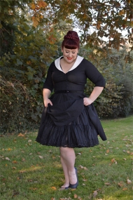 Malco Modes Zooey lace petticoat giveaway Miss Amy May