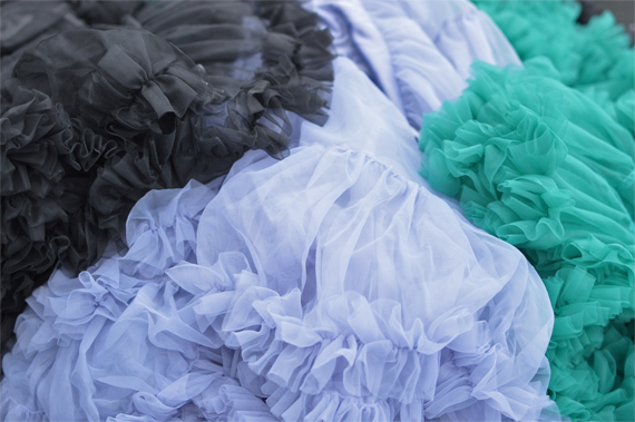 Miss Amy May plus size pinup review Dolly & Dotty soft nylon fluffy petticoat giveaway contest